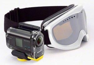Sony Action Cam - камера для экстремалов