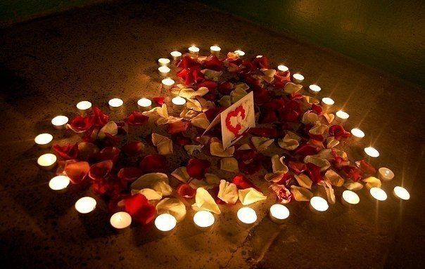 романтический вечер  абхазия