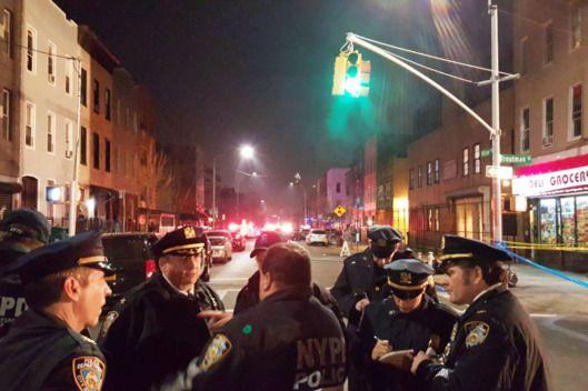 наркоторговцы в нью-йорке