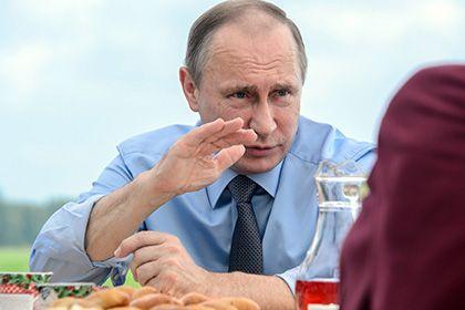 россияне о путине