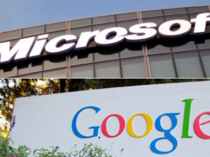 Microsoft и Google