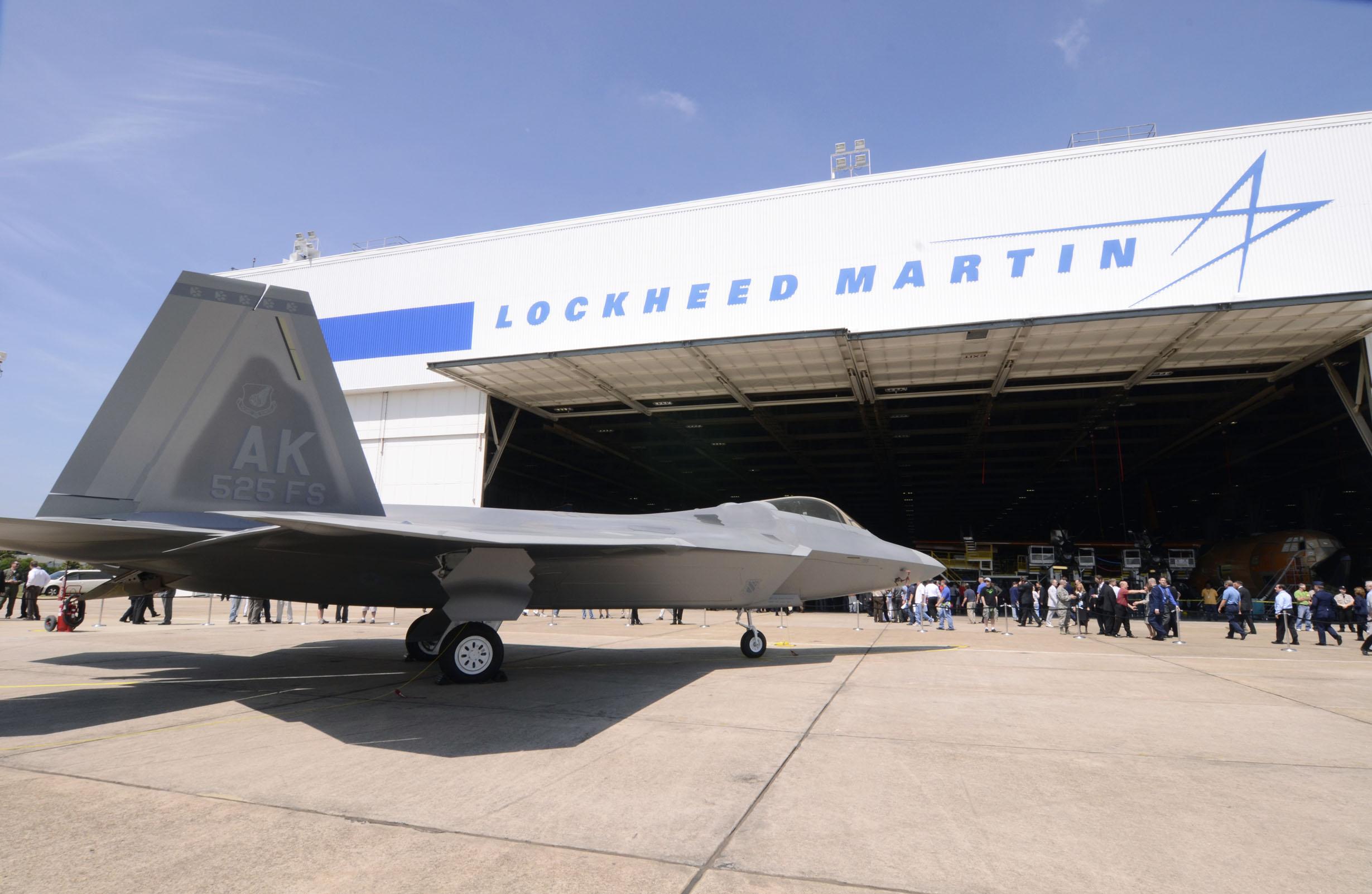 Компания Lockheed Martin