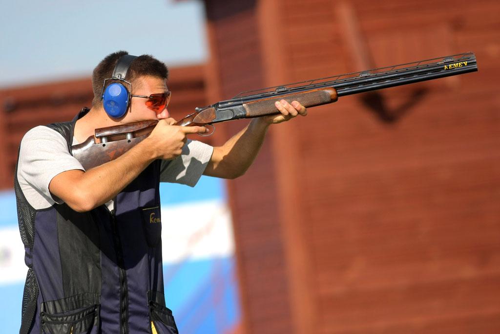 чемпионат мира по стендовой стрельбе