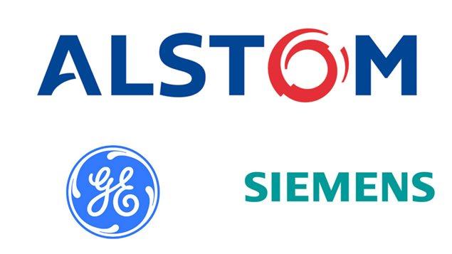 Alstom и Siemens