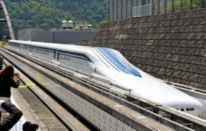 Поезд из Японии