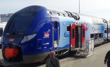 Французские поезда