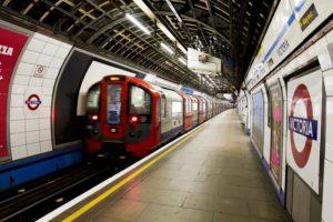 метро Лондона