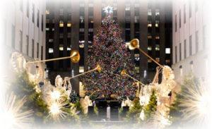 Рождественские праздники в США