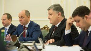 коррупционеры Украины