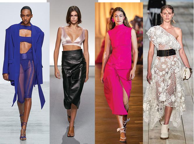 тренды моды на 2020