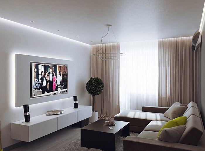 Дизайна гостиной-2020