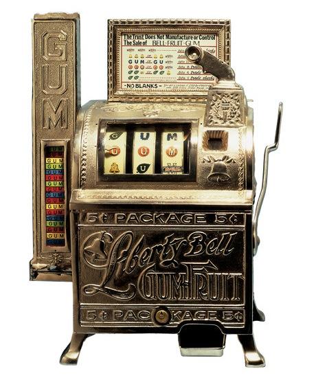 Загадочная история про первый игровой автомат