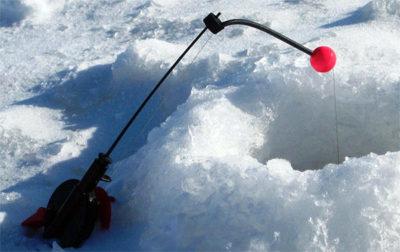 вертолет для зимней рыбалки