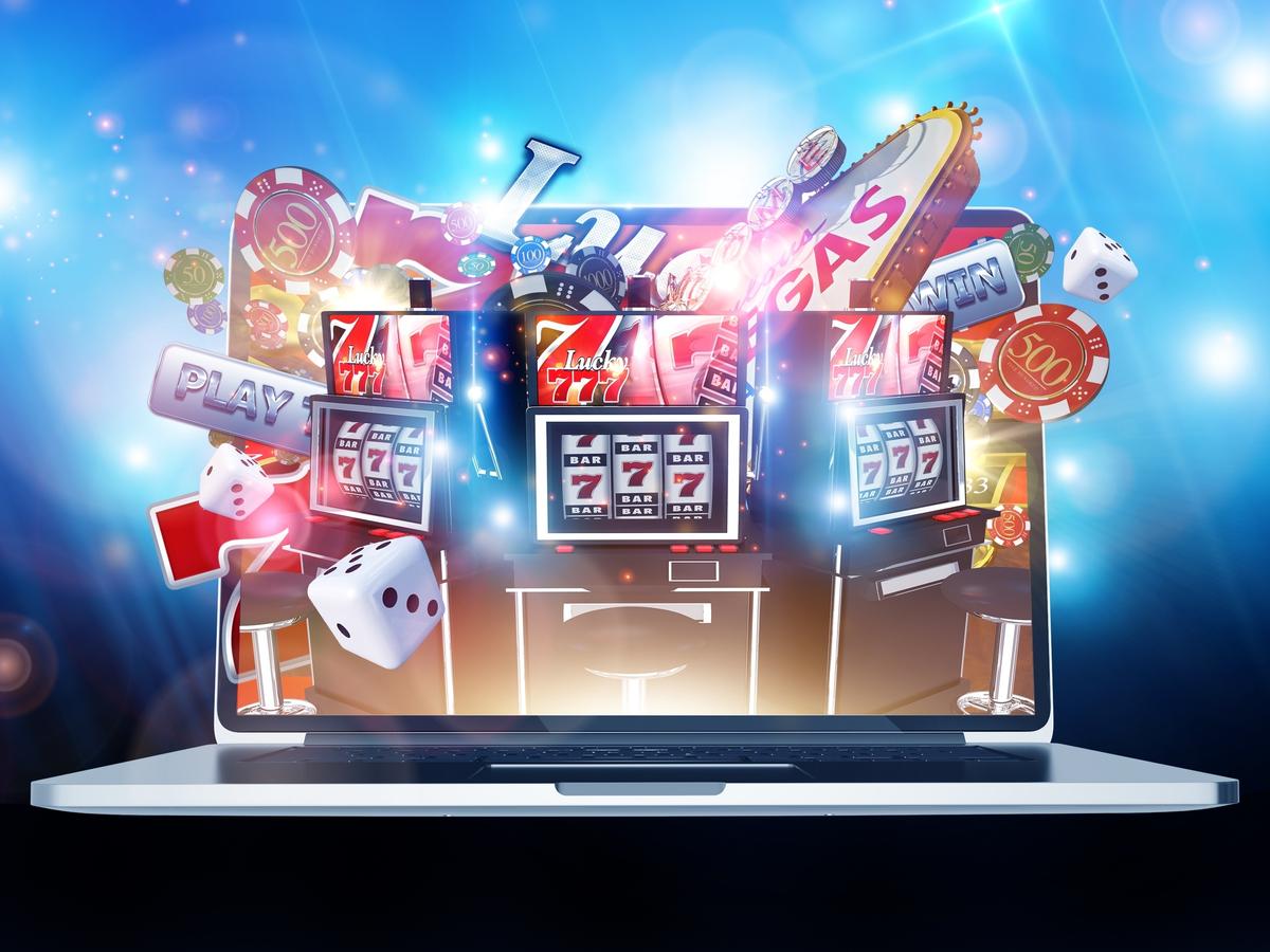игровые автоматы в ТОП казино
