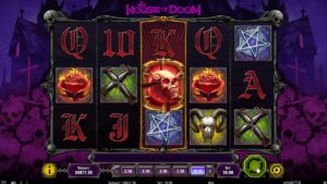 автомат House of Doom 2